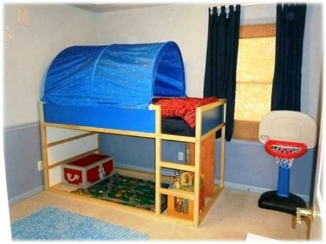 Ikea Bunk Bed Tent Ikea Kura Reversible Bed With Mattress And Canopy For Sale In Dundrum Dublin From Stavneg