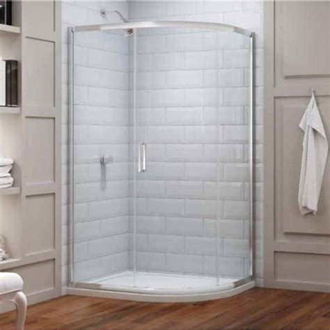 Shower Door 900 Merlyn 8 Series 1200 X 900 1 Door Quadrant Shower Enclosure