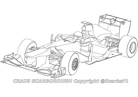 simple race car formule 1 coloring pages simple car f1 2012 rules designs and trends scarbsf1 s blog