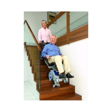 sedia montascale s max sella montascale a ruote per carrozzina con sedia
