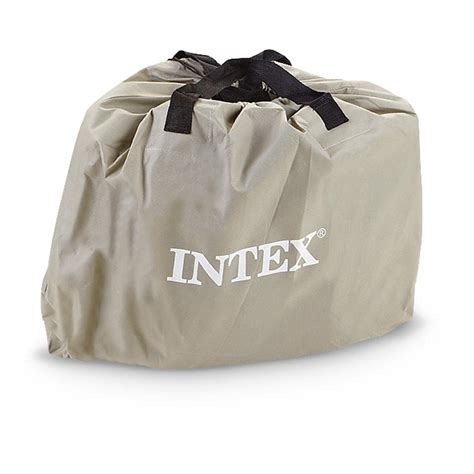 Intex Supreme Air Flow Air Bed Mattress by Intex Supreme Air Flow Air Bed 233907 Air Beds At