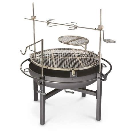 cowboy fire pit grill fire pit ideas
