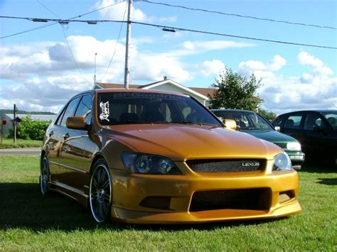 2003 Lexus Is300 Specs by 2003 Lexus Is300 Sportdesing 1 4 Mile Drag Racing Timeslip
