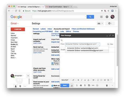 yahoo email alias how to add multiple email aliases to your gmail account