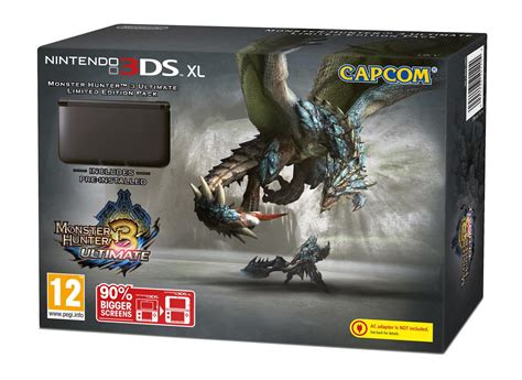 3ds Ultimate 3 ultimate 3ds xl black limited edition pack ra