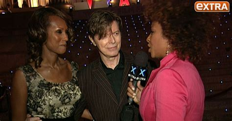 david bowie iman and love story david bowie iman s love story extratv com