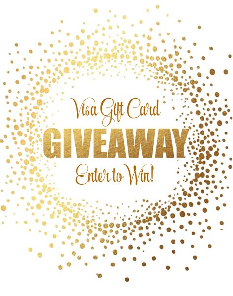 Visa Giveaway - visa gift card giveaway reader appreciation a helicopter mom