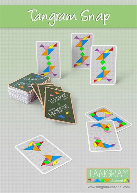 snap card templates tangram snap free printable templates http www