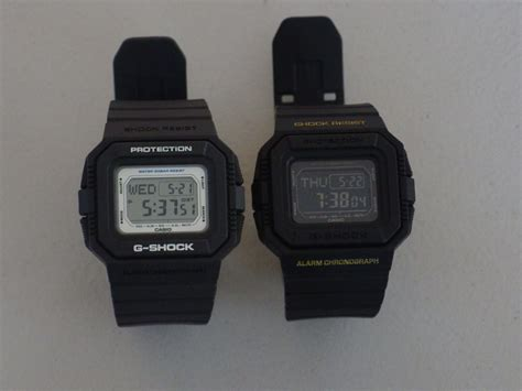 Casio G Shock Dw D5500 1bjf Clock Alarm Chronograph upc s for dw d5500 and dw d5600p 8 page 2