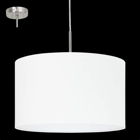 eglo pasteri wall light this is a 1 light pendant complete with a matt whiteshade
