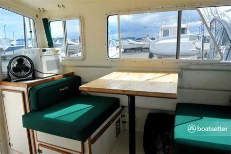 rent a 2008 28 ft c dory 255 tomcat in everett wa on - Boatsetter Fees