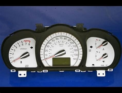 security system 2007 kia spectra instrument cluster find white face gauge kit fits 2007 2008 kia spectra dash instrument cluster 07 08 motorcycle in