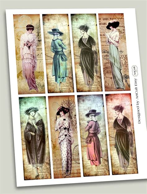 printable bookmarks vintage 121 best images about bookmarks printable diy on