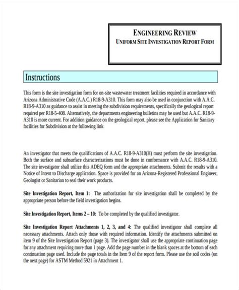 fraud investigation report template 11 investigation report sles and exles pdf