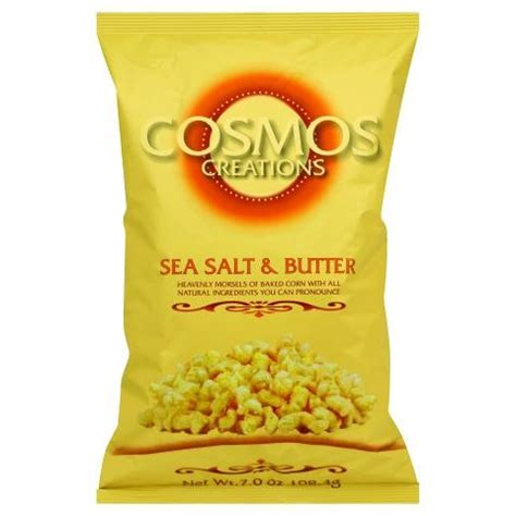 cosmos creations nuggets sea salt and butter 7 oz jet com