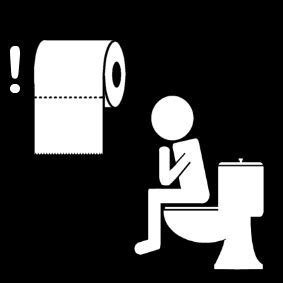 pictogrammen toilet bezoek sclera pictogrammes