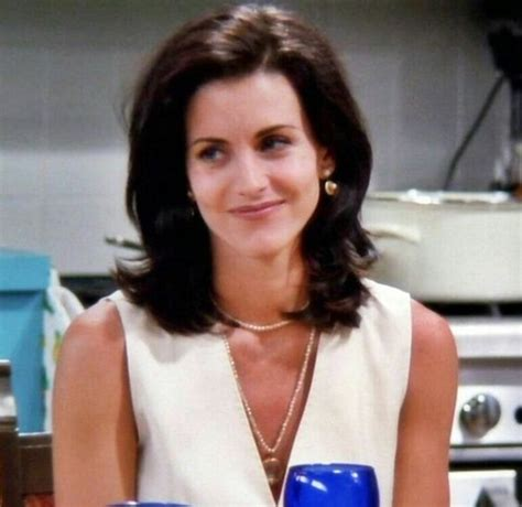 monica from friends seasons friends and hair on pinterest