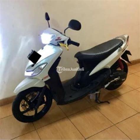 Batok Komplit Yamaha Mio Smile motor matic yamaha mio smile putih second tahun 2009 harga murah bekasi dijual tribun jualbeli
