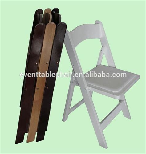 Used Wooden Chairs For Sale by Used White Wooden Wedding Folding Chairs For Sale Buy