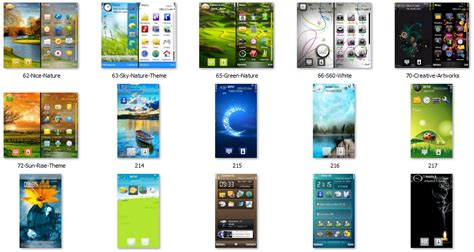 new themes download nokia 206 15 themes para nokia symbian 3 temas o skin