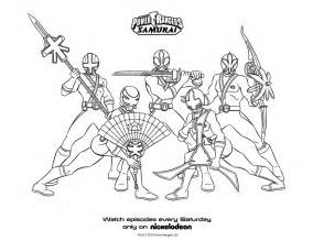 draw power rangers coloring