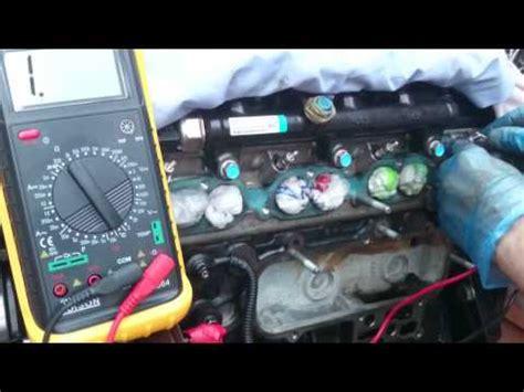 Kia Sedona Glow Plugs Glow Plugs Fault Solution Kia Sedona 2 9 Crdi