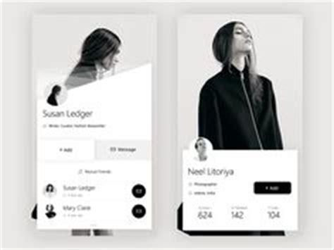 Mobile De Händler Login by 1000 Images About Mobile Ui Design Layout Profile On