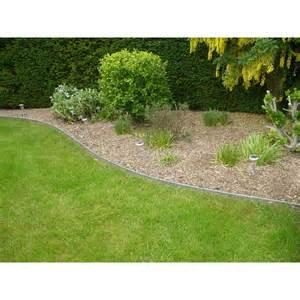 bordure de jardin plane galva 100 mm