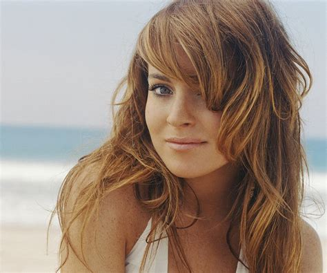 Lindsay Lohan by Lindsay Lohan Biography Childhood Achievements