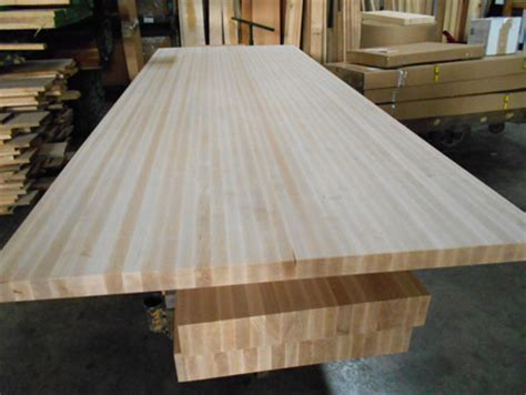 unfinished butcher block slabs photo gallery production pictures of butcher block