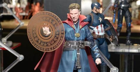 Shf Dr Strange Shfiguarts Doctor Effect Dr Dr Marvel sh figuarts archives the toyark news