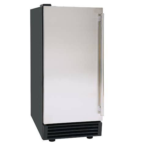 door swing counter central exclusive 69k 080 undercounter ice machine with