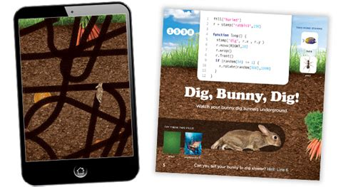 coding bunny bitsbox grownup guide