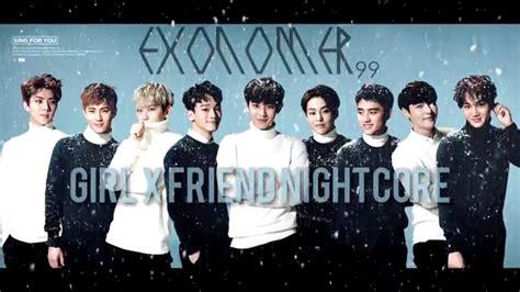 download mp3 exo girl x friend exo girl x friend nightcore version youtube