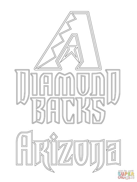 university of arizona free coloring pages