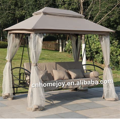 gazebo cost factory price outdoor gazebo swing canopy gazebo swing