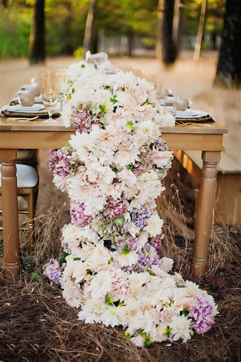 table garlands belle the magazine
