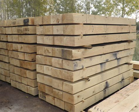 Rail Sleepers by Railway Sleepers Oak European