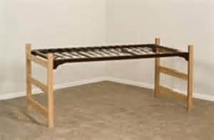 College Bed Frame Bed Information Residence Ndsu