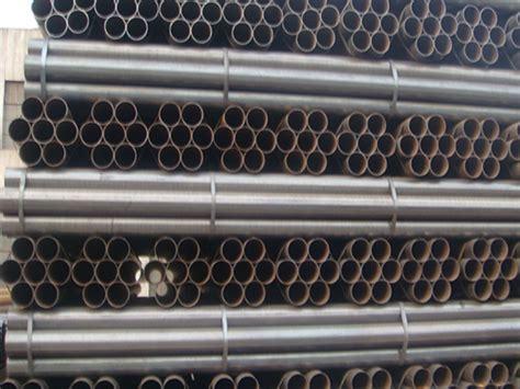 acero al carb 243 n tubo de aceros redondos con costura formado con laminado en frio
