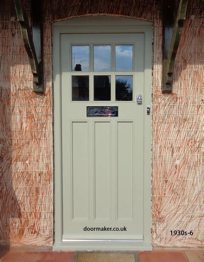 1930s Front Door 1930s Style Front Doors