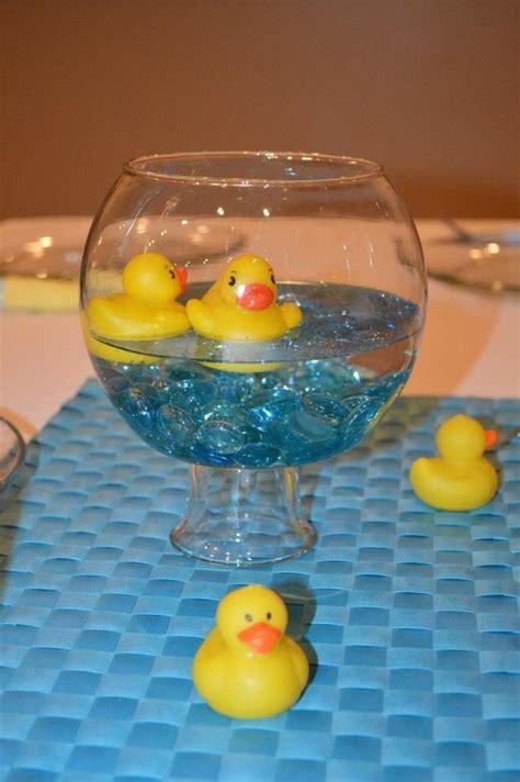 ducky centerpieces for baby showers rubber duck centerpiece wedding rubber