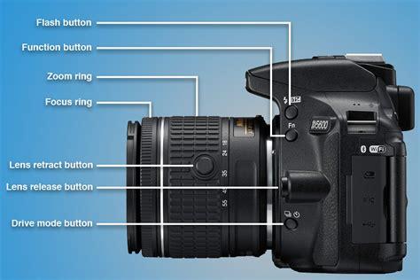dslr camera buttons  settings explained digital trends