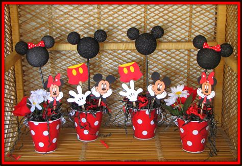 Mickey Mouse Handmade Decorations - wedding world gift ideas for wedding anniversary