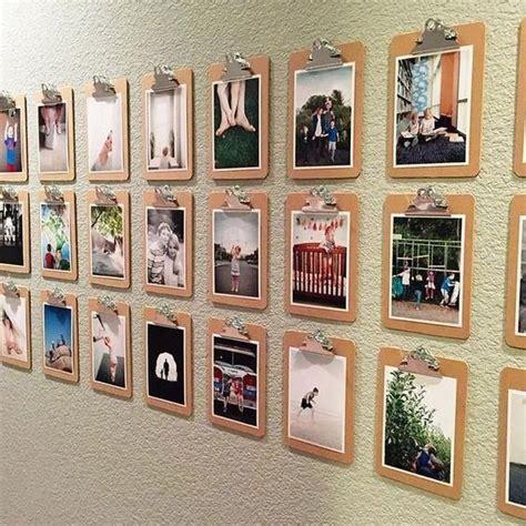 decorar pared con fotos familiares maneras de decorar paredes con fotos familiares paredes