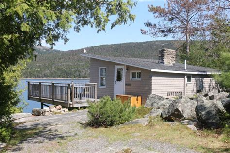 Cabins In Acadia Maine favorite acadia national park cabins you can rent new