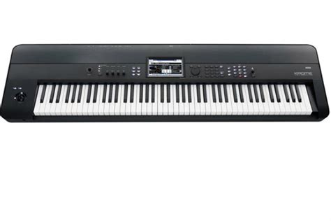 Keyboard Korg Krome 88 korg krome 88 workstation keyboard