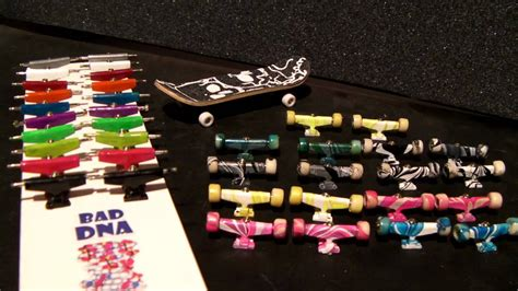 s colored roswell s colored trucks for fingerboards and tech decks