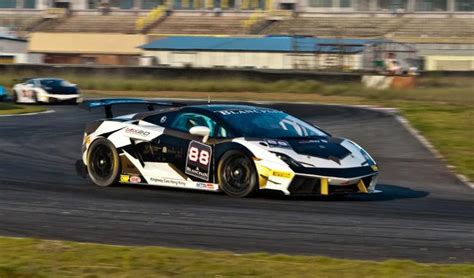How Many Lamborghinis Were Made Lamborghini Blancpain Trofeo Sepang For World