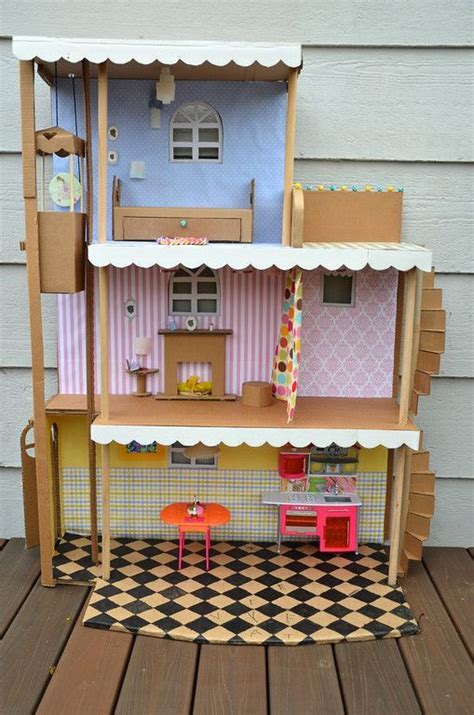 do it yourself doll house 25 melhores ideias de casa da barbie com elevador no pinterest doll house cortinas